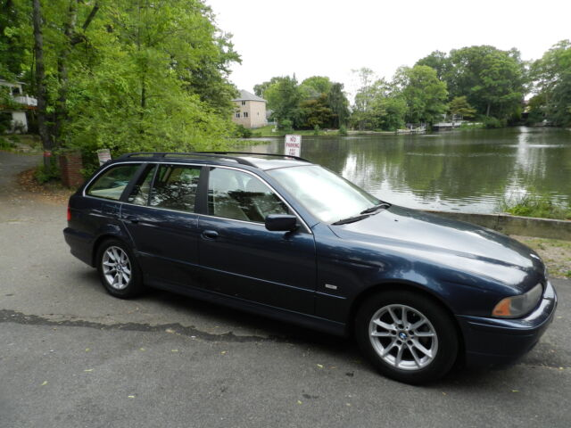 Image 1 of BMW: 5-Series 525iAT…