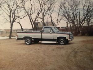 Looking for my 1982 Chevy truck