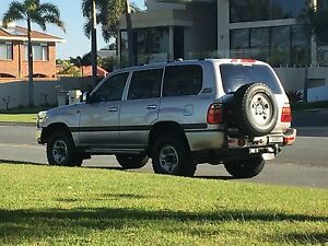 2002 Toyota LandCruiser Wagon Biggera Waters Gold Coast City Preview