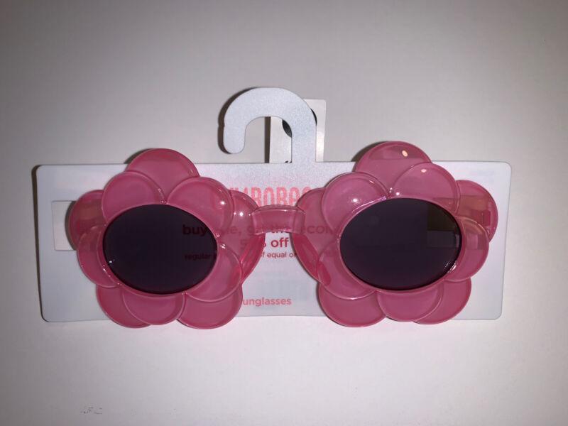 New Gymboree Pink Garden Flower Frames Sunglasses Size 0-2 year NWT Girls