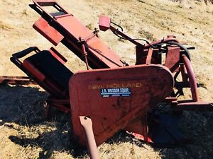 THROWER ONLY New Holland Square Baler MH 273
