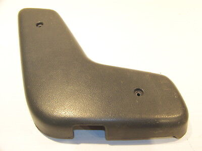 1993 DODGE RAM RH SEAT HINGE COVER OEM GRAY #4358306 1981 1982 1983 1984 1985 +