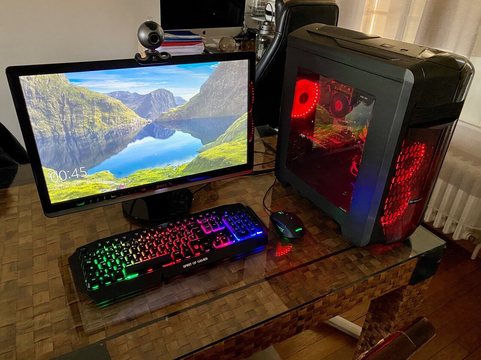 Pack pc gamer