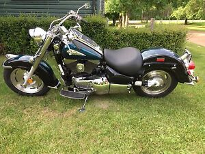 1998 SUZUKI INTRUDER 1500cc FOR SALE
