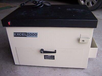 Excel 5000 Polymer Curing System Ultra Violet 120 Volts