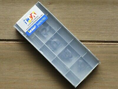 Iscar 16er 13 Un Ic908 - 5 Laydown Threading Inserts - Factory Sealed Package