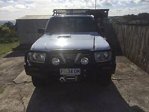 2000 Nissan Patrol Wagon Penguin Central Coast Preview