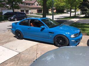 BMW E46 M3 6SPD PART OUT