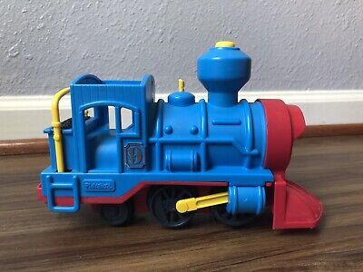 Vintage 1988 Playskool Express Train Engine Tested