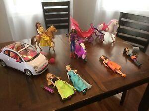 Barbie et accessoires Comme neuf