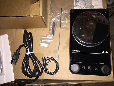 Ika Plate Rct Digital Magnetic Hotplate Stirrer 50-1500 Rpm 0025005389 Nib