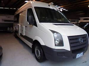 2008 Volkswagon CRAFTER Seaford Frankston Area Preview