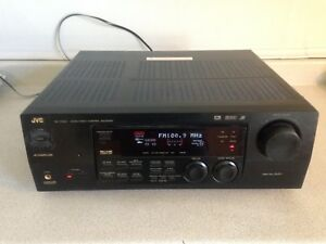 JVC RX-7000V Audio/Video Control Receiver Amp