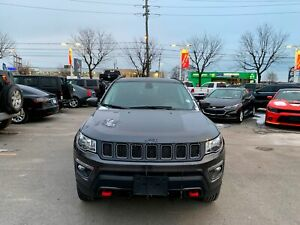 2018 Jeep Compass Trailhawk |CERTIFIED|NAV|*MONTH-END SPECIAL!*