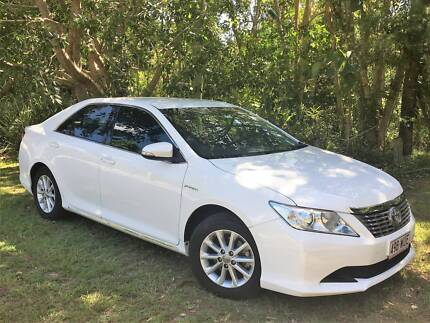 2013 Toyota Aurion AT-X Auto Kenmore Hills Brisbane North West Preview