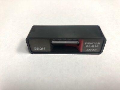 Pentax Ol-x16 Lamp Life Meter 200h Endoscopy Processorlight Source Oem New