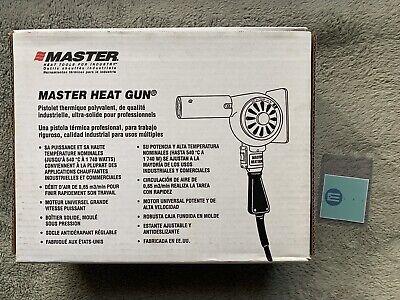 Master Appliance Heat Gun Model Hg-301a 12amps - New Item Dirty Box On Hand