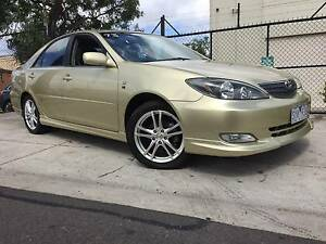2004 Toyota Camry ACV36R Upgrade Sportivo Auto Sedan REGO AND RWC Moorabbin Kingston Area Preview