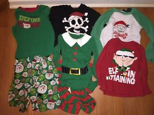 Christmas Clothes size 4/5t