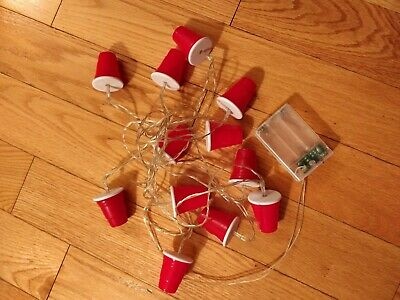 Solo Cup Lights (Solo Cup String Lights (12))