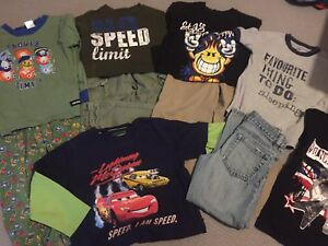 Size 5 boys clothes