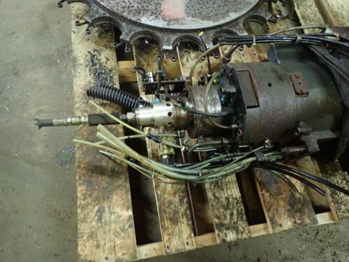 MAKINO A55 HORIZONTAL MACHINING CENTER SPINDLE ASSEMBLY_LM-460