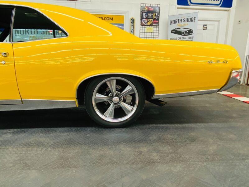 Image 15 Voiture Américaine de collection Pontiac GTO 1967