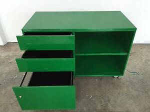 Office storage filing cabinets on wheels, 3 colours available Erskineville Inner Sydney Preview