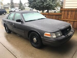 2009 Ford Crown Victoria P71 Police Interceptor MINT CONDITION