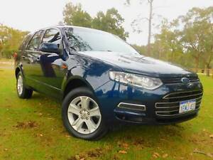 2014 Ford Territory TS * TURBO-DIESEL AUTOMATIC * MID WEEK SPECIAL !! Rockingham Rockingham Area Preview