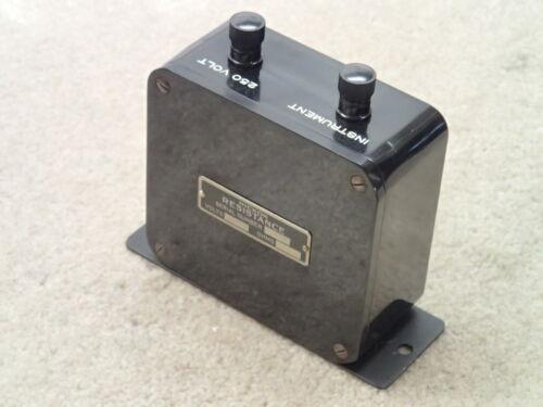 Hickok Vintage Resistance Unit Accessory