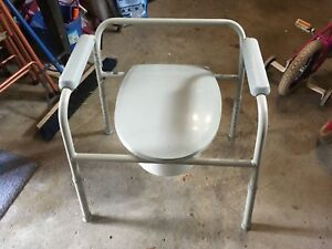Commode Chair - Never Used
