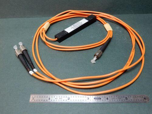 Fiber Optic Splitter? SWCSA65610FCP1FCP FC Terminations 6+ Feet Long NOS?