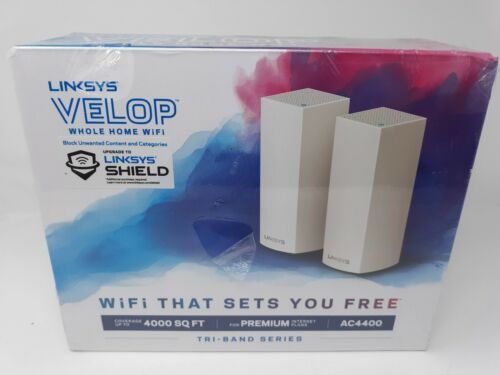 Linksys Velop WHW0302 Whole Home Wi-Fi System