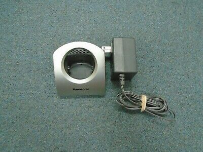 Panasonic KX-TD7694 Wireless Telephone - CHARGER WITH POWER SUPPLY ONLY for sale  Shipping to India