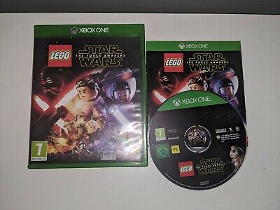XBOX ONE Game Lego Star Wars The Force Awakens