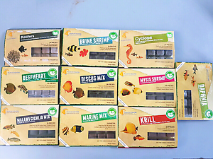 Quality Assorted Frozen Fish Foods 3 for $18 Kelmscott Armadale Area Preview