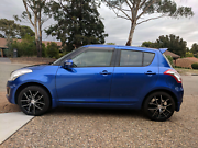 2016 Suzuki Swift   Capital Hill South Canberra Preview