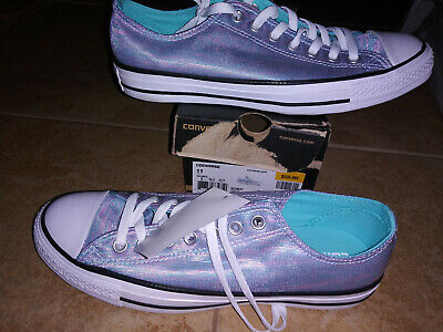 NEW $59 Womens Converse Chuck Taylor All Star Ox Shoes, size 11
