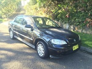 2001 Holden Astra Sedan Newport Pittwater Area Preview
