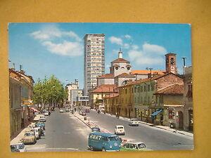 BUSTO-ARSIZIO-VARESE-PIAZZA-MANZONI-VIAGGIATA-1966-SENZA-FRANCOBOLLO