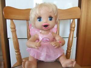 baby alive doll unsure if working properly