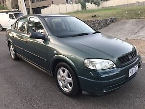 2002 HOLDEN ASTRA CD WITH REG AND RWC!! Roxburgh Park Hume Area Preview