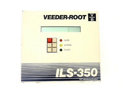 Veeder-root Gilbarco Ils-350 W2-wire 4-input Sensor Interface Module 329675-001