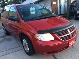 2006 Dodge Grand Caravan Safety a/c $ 1750