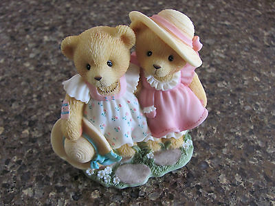 "Cherished Teddies by: Enesco "" Fay & Arlene"" (1998) New"