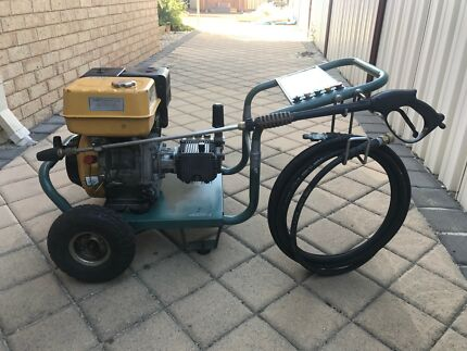 Pressure washer for hire