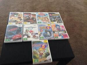 Wii games Roxburgh Park Hume Area Preview