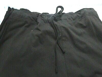 FORME D'EXPRESSION DROP CROTCH SWEATPANTS MED.. W 28-32""