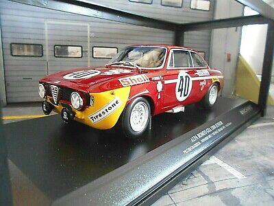 ALFA ROMEO GTA 1300 Giulia Paul Ricard#40 1971 Picci Chaus DIV 1...